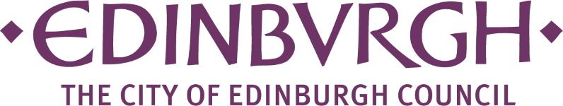 Logo - The City of Edinburgh Council
