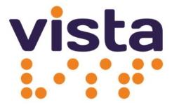 Vista Blind Logo