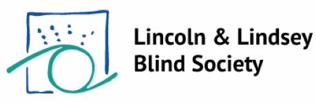 Lincoln & Lindsey Blind Society Logo