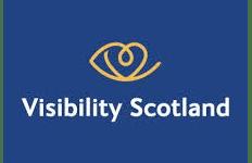 Logo for Visibility Scotland